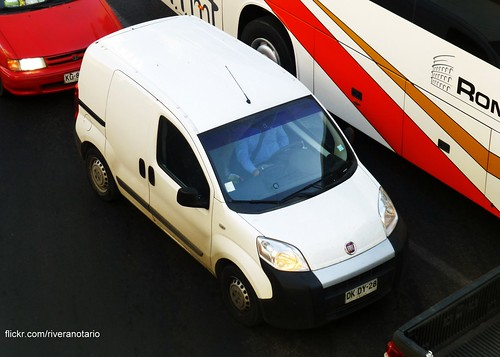 Fiat Fiorino City - Santiago, Chile