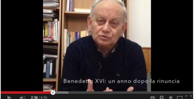 don pasquale pirulli rutigliano papa benedetto XVI