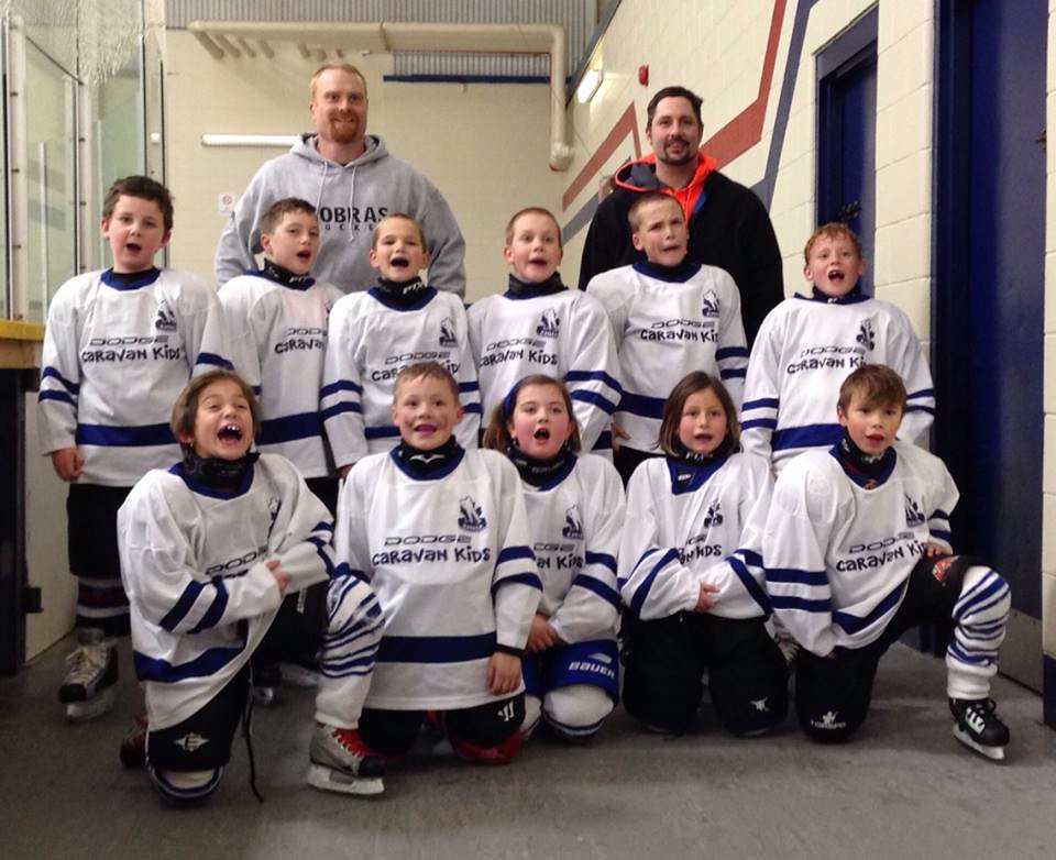 Tilbury Novice White House League