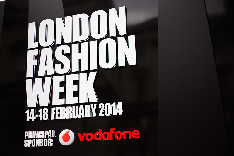 London Fashion Week AW14