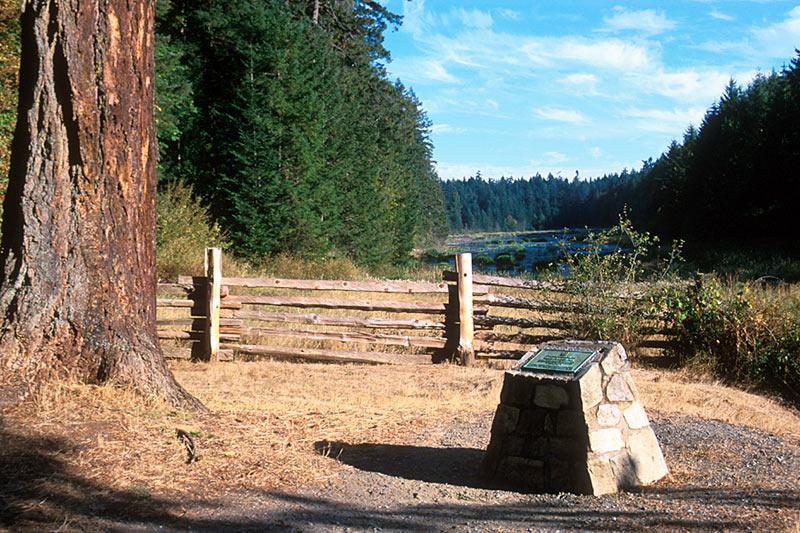 Hemer Park, Holden Lake, Nanaimo, Vancouver Island, British Columbia, Canada