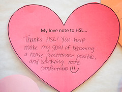 I Love My HSL Love Notes!