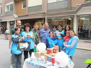 Volontari Unicef