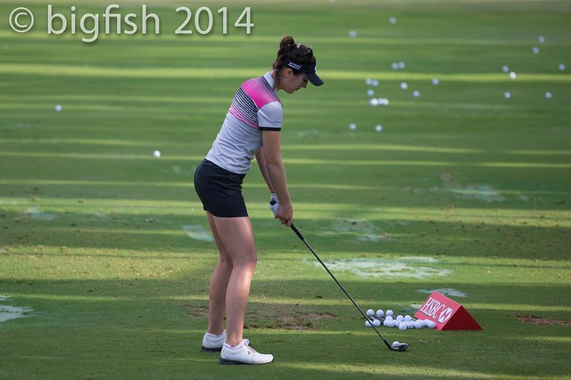 Day Two - HSBC Womens' Championship (pics intensive) 12825610523_6e7fe1702b_z