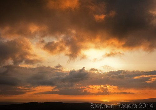 "water clouds sunrise coast bigsky exmoor bronicaetrsi ""west somerset"""