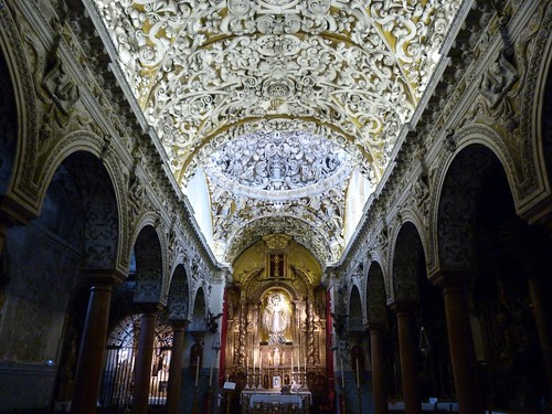 Iglesia de Santa Maria la Blanca (Sevilla)