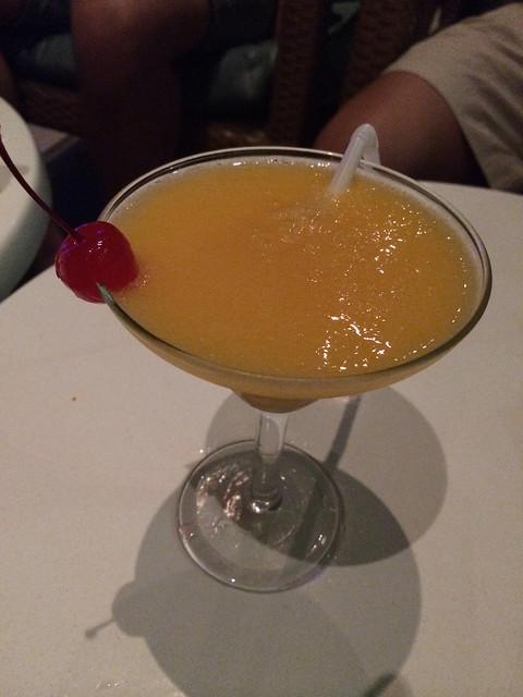 Mango daiquiri - Wave Bar & Lounge