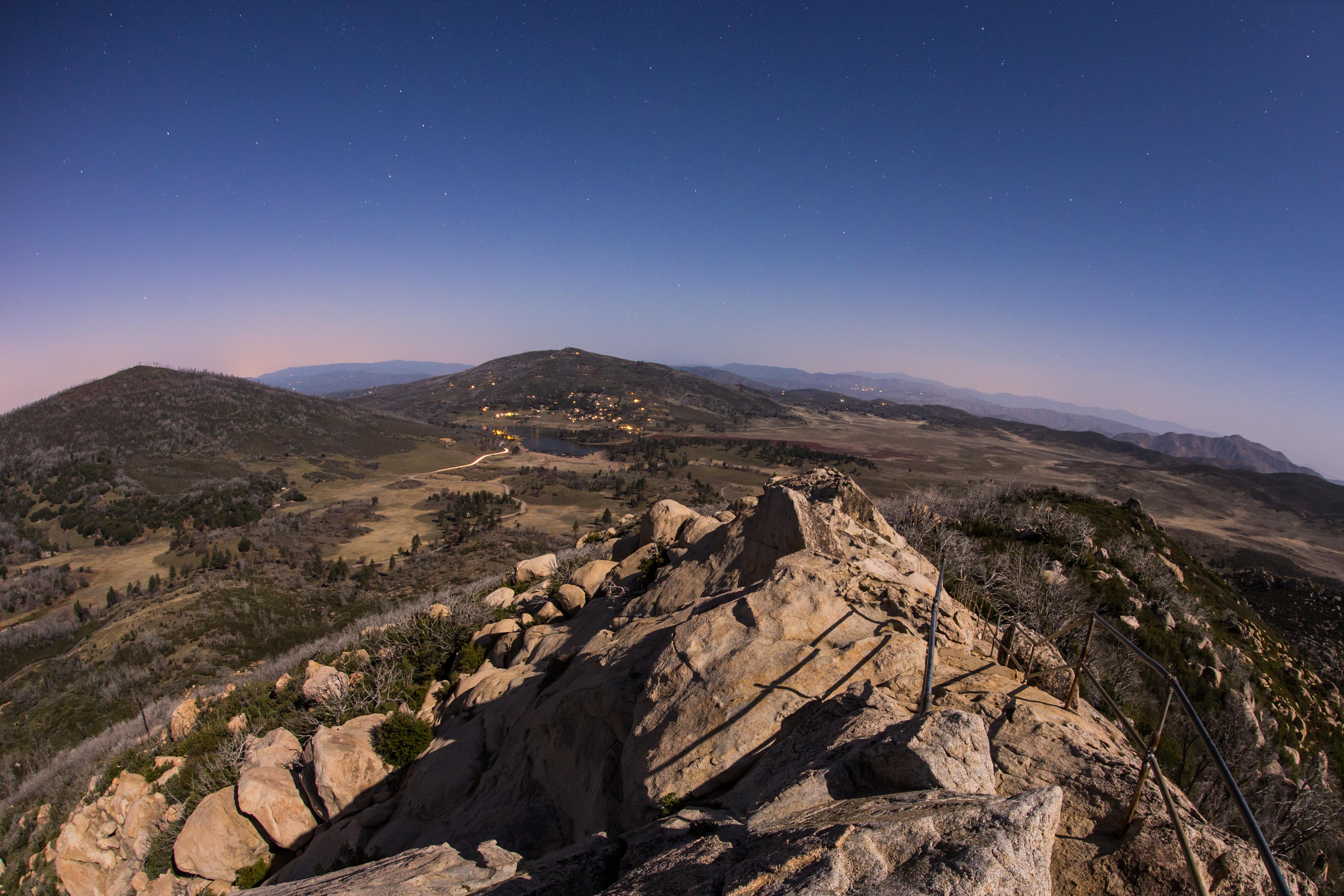 Stonewall Peak Elevation : Elevation of salton vista dr julian ca usa maplogs