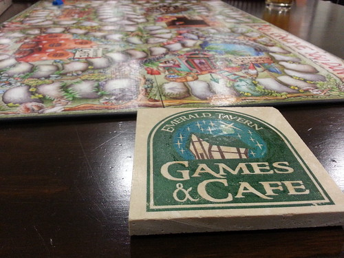 Emerald Tavern Games & Cafe
