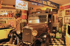 The Cotswold Motoring Museum in Bourton on the Water 23-09-2013
