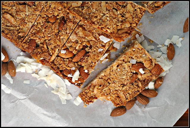 Coconut-Almond Bars 2