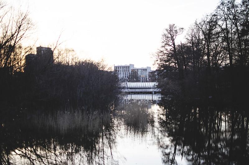 En lördag med utsikt över hela stockholm