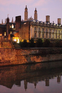 River Cam at Cambridge