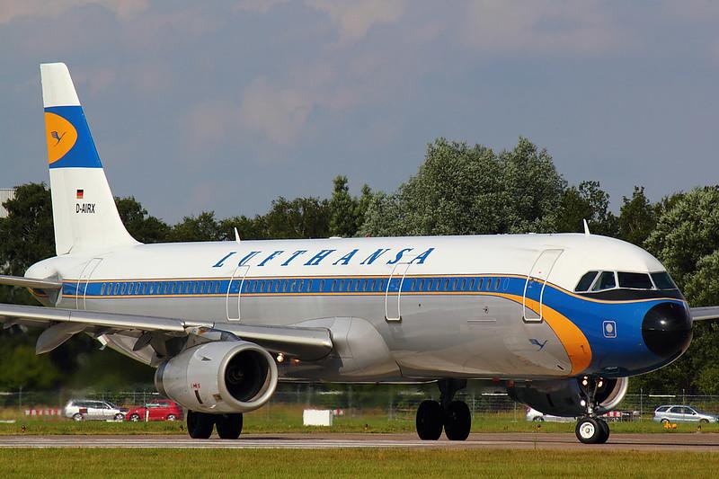 Lufthansa - A321 - D-AIRX (3)