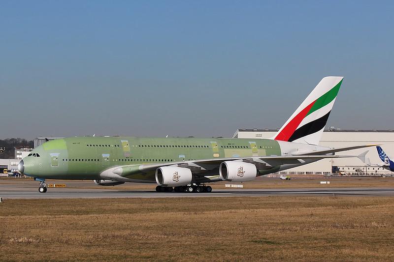 Emirates - A388 - F-WWAV (2)