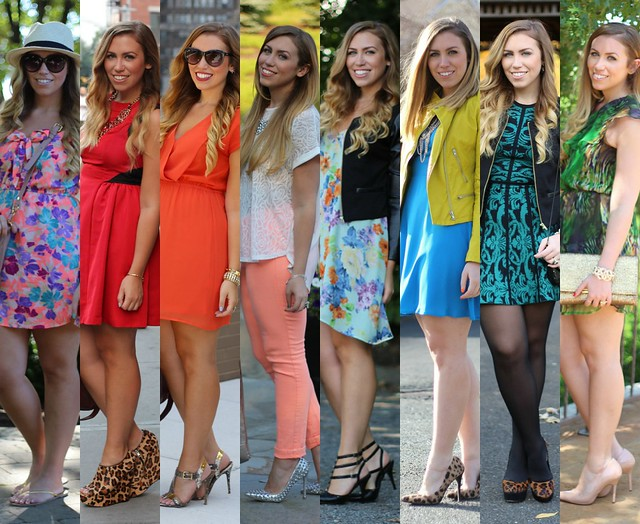 Go Bold with Color on Living After Midnite