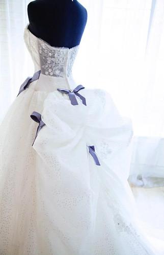 豐腴女孩也能挑到漂亮婚紗3