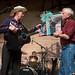 D.L. Menard celebrates 82nd birthday with Jambalaya Cajun Band at the Liberty, April 12, 2014