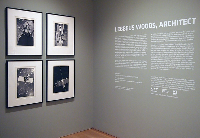 Lebbeus Woods, Architect