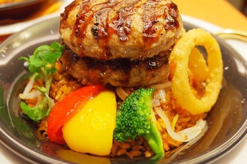 Cajun Jambalaya & Hamburg BBQ sauce 01