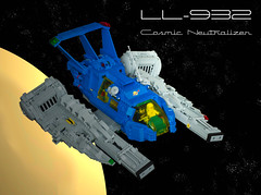 LL-932  Cosmic Neutralizer