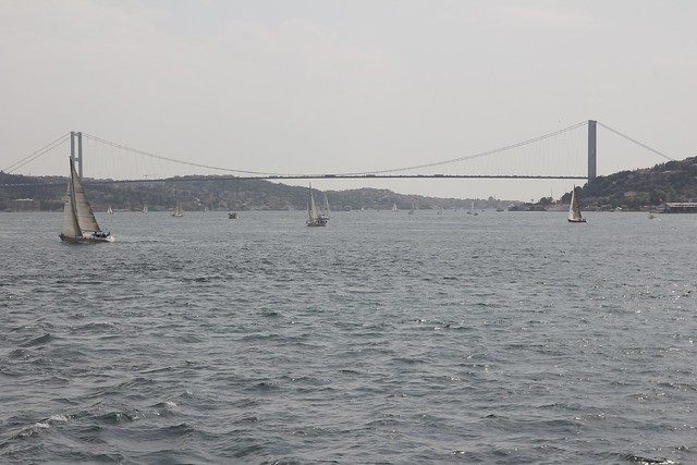 261 - Crucero Bósforo