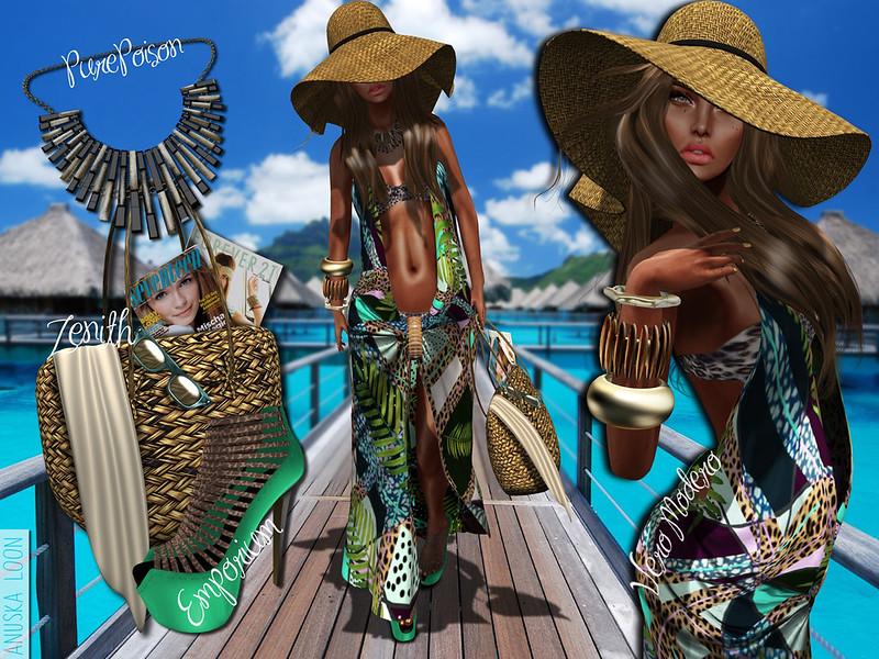Bora Bora Fashion