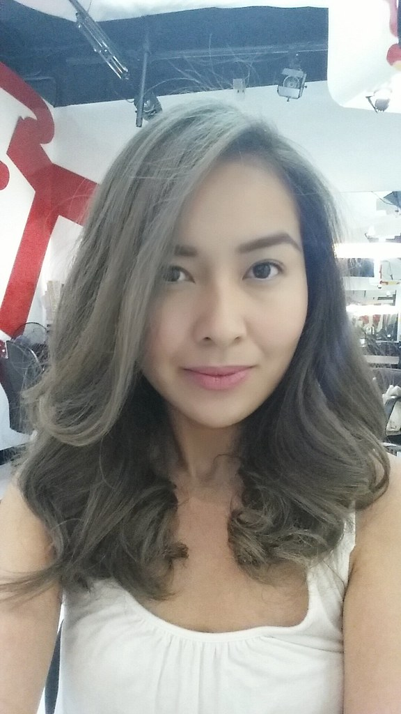 Ash Matte Tone Hair Color By Hairshaft Lush Angel