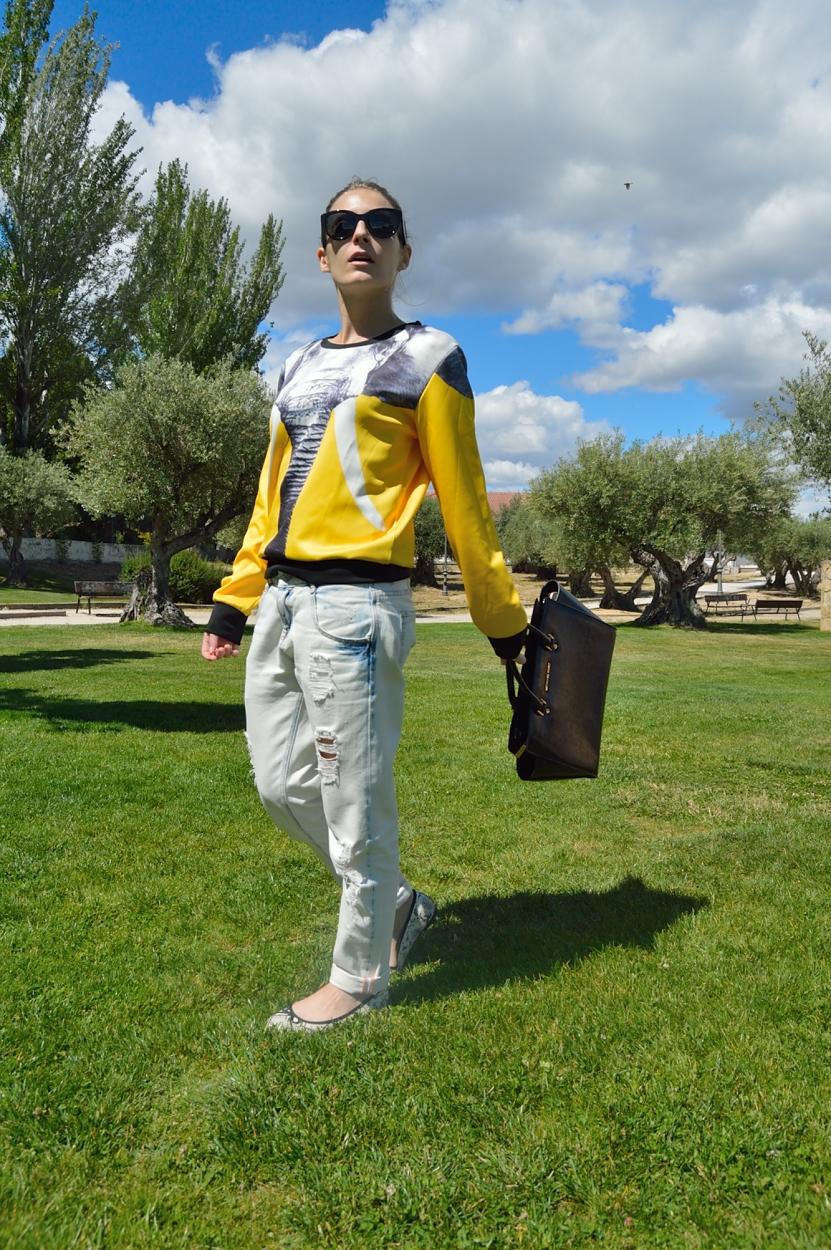 lara-vazquez-madlula-blog-style-streetstyle-yellow-denim-elefant