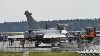 Abzuschleppen: Dassault Rafale C