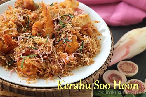 Malaysian Kerabu Soo Hoon