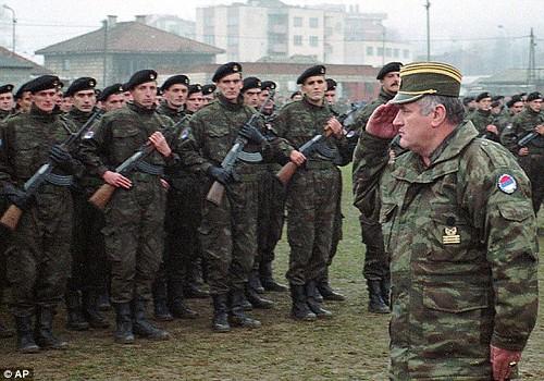 VRS Serbian Army