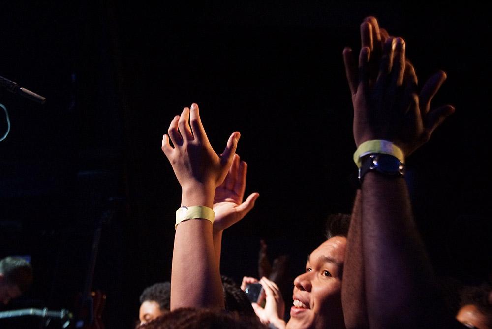 Lianne La Havas @ Bowery Ballroom, NYC 10/07/15