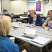 Wed, 2015-06-24 10:32 - DSC6178, Edie Kaueper, instructor at City College of San Francisco, and Mark Levenstein from MATC
