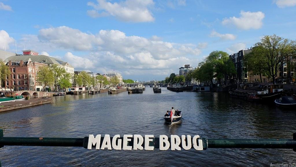 Magere Burg, Amsterdam, Nederland