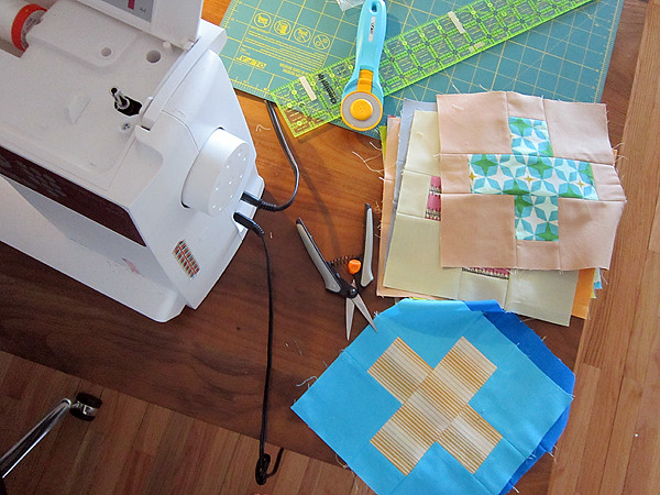 sewing with Stephanie