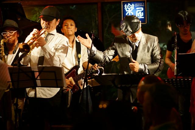 Soul on Fire! live at Rakuya, Tokyo, 19 Jul 2015. 040