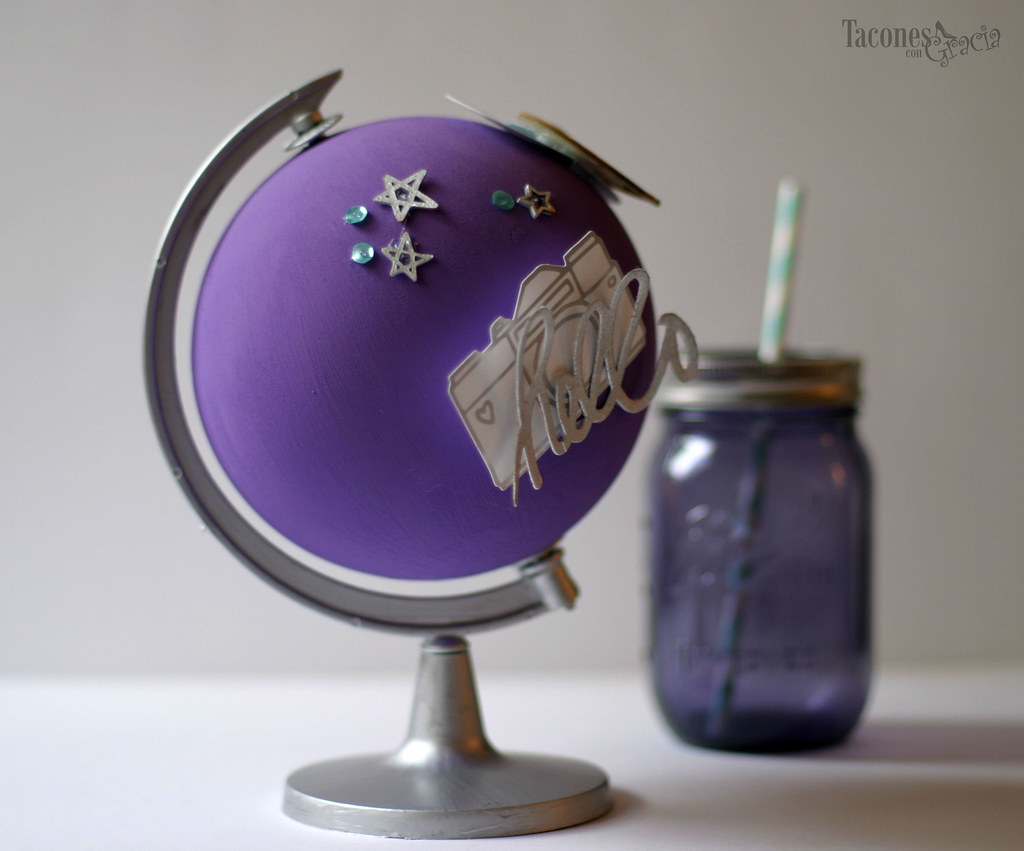 Tacones con gracia bola del mundo - Bola del mundo decoracion ...