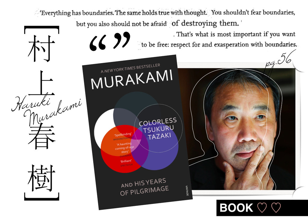 Favorite Read - Murakami