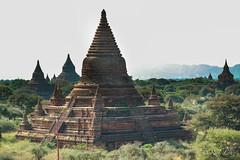 Burmese Pagodas in Bagan