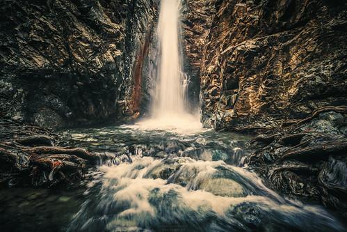 landscape longexposure water fall flow rocks waterfall slowshutter emerald cyprus sony sonya6000 ilce6000 samyang samyang12mmf20ncscs haidafilter haidand30 manfrottobefree