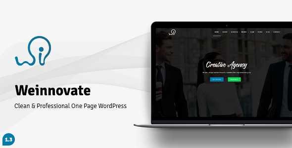 Weinnovate WordPress Theme free download