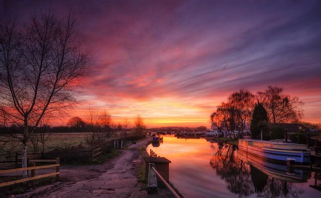 Dawn of a new beginning