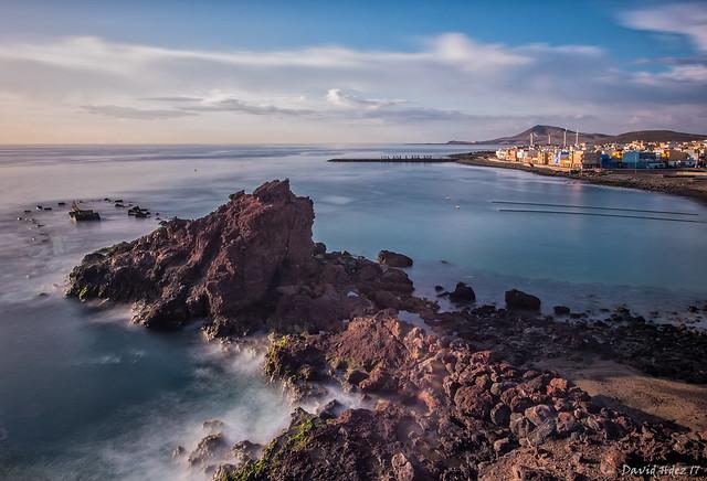 Playa del Burrero (Gran Canaria)