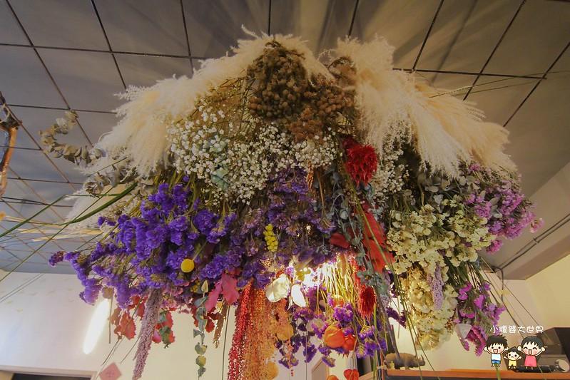 彰化乾燥花餐廳 024