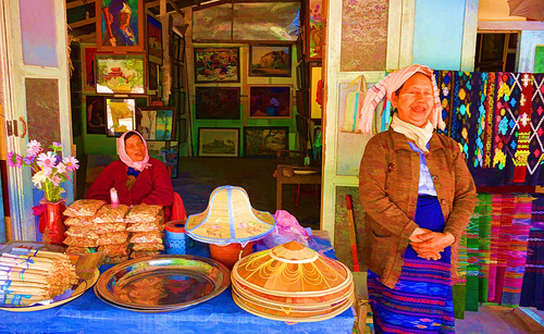 burma holidays lightroom markets mingun myanmar onestoptraveltours painterly topazlabs