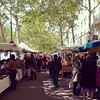 Sun for the Marche des Producteurs!