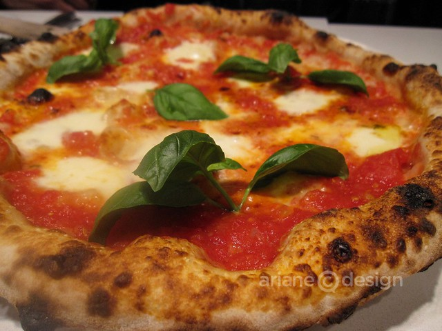 Nicli Antica Pizza Margherita