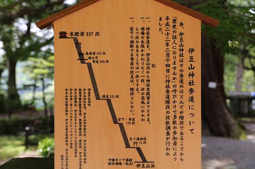 伊豆山神社 参堂について