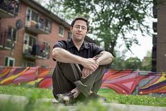 Xavier Leloup, professeur au Centre Urbanisation Culture Société de l'INRS